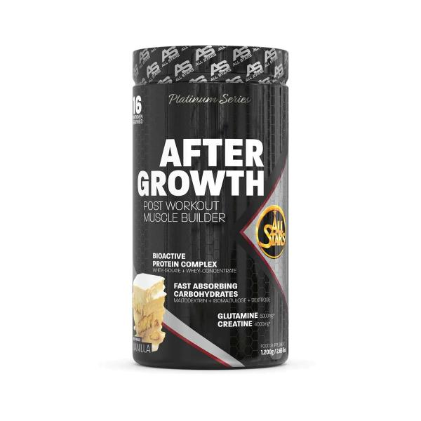 All Stars After Growth Post Workout Shake, 1200 g Dose