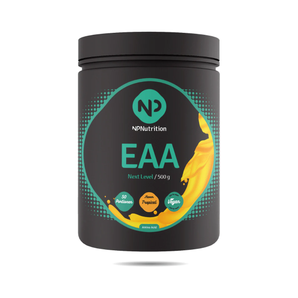 NP Nutrition EAA Next Level, 500g Dose