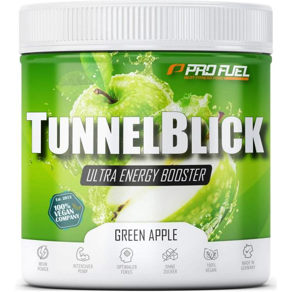 ProFuel Tunnelblick Pre Workout Booster, 360 g Dose
