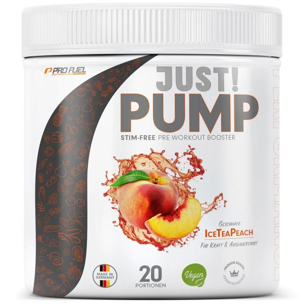 ProFuel Just! Pump Booster, 400 g Dose
