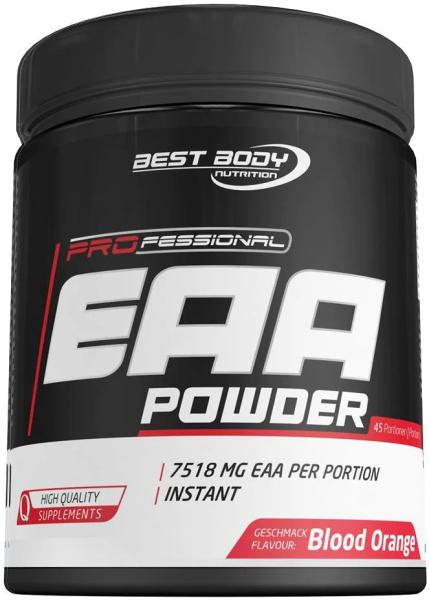 Best Body Nutrition Professional EAA, 450 g Dose