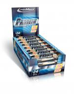 IronMaxx Protein Riegel, 24 x 35 g Riegel Display