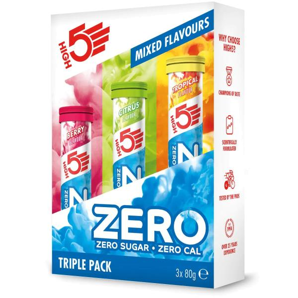High5 ZERO Triple Pack