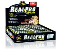All Stars Real Pro Low Carb, 24 x 50 g Riegel