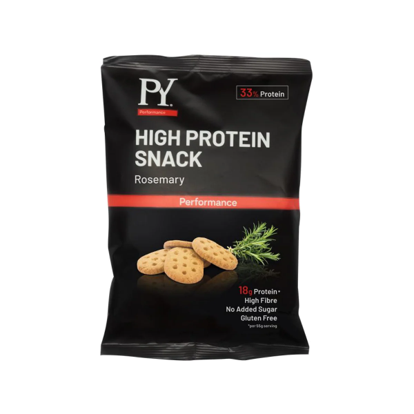 Pasta Young High Protein Snack, 55 g Beutel, Rosmarin