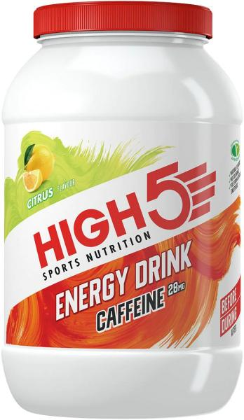 High5 Energy Drink Caffeine, 2200 g Dose, Citrus