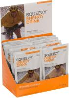 Squeezy Energy Drink, 12 x 50 g Beutel