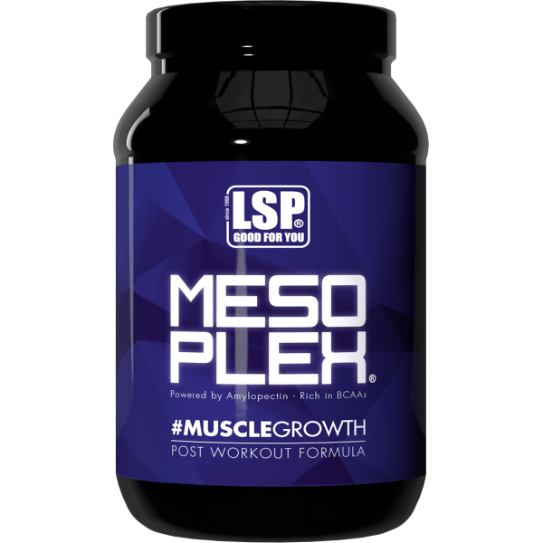 LSP Meso Plex Post Workout Shake, 3500g Dose