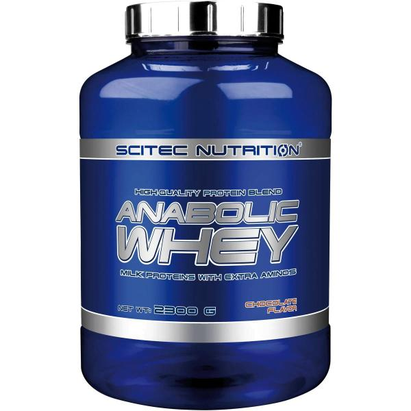 Scitec Nutrition Anabolic Whey, 2300 g Dose