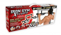 Iron Gym Xtreme Multifunktions-Trainings-Stange