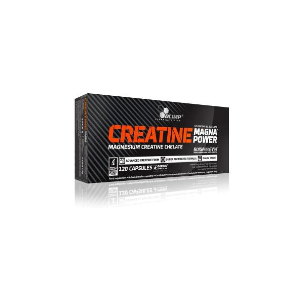 Olimp Creatine Magna Power Mega Caps, 120 Kapseln
