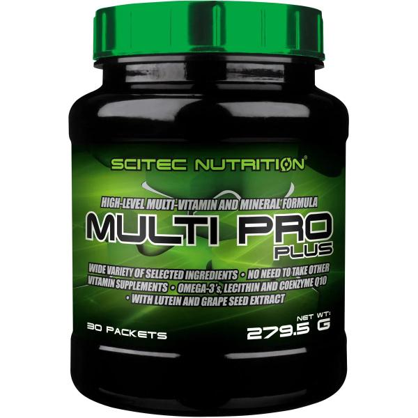 Scitec Nutrition Multi Pro Plus, 30 Portionsbeutel