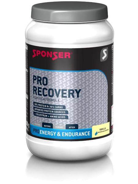 Sponser Pro Recovery Shake 44/44, 800 g Dose