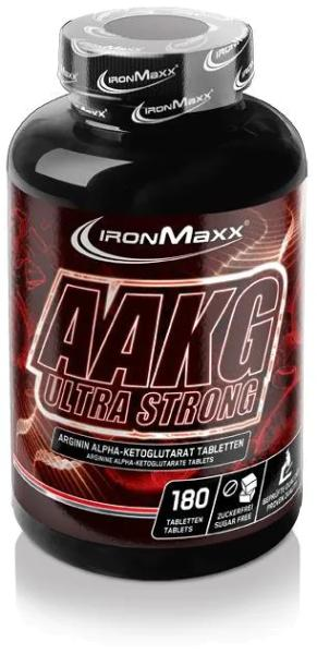 IronMaxx AAKG Ultra Strong, 180 Tabletten