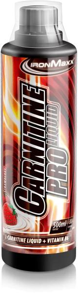 IronMaxx Carnitin Pro Liquid, 1000 ml Flasche