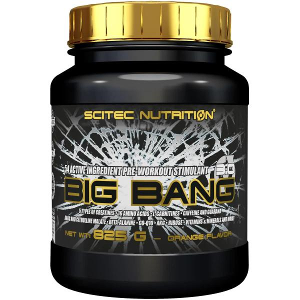 Scitec Nutrition Big Bang 3.0, 825 g Dose