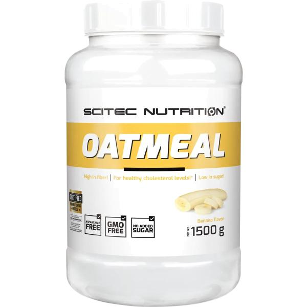 Scitec Nutrition Oatmeal, 1500 g Dose
