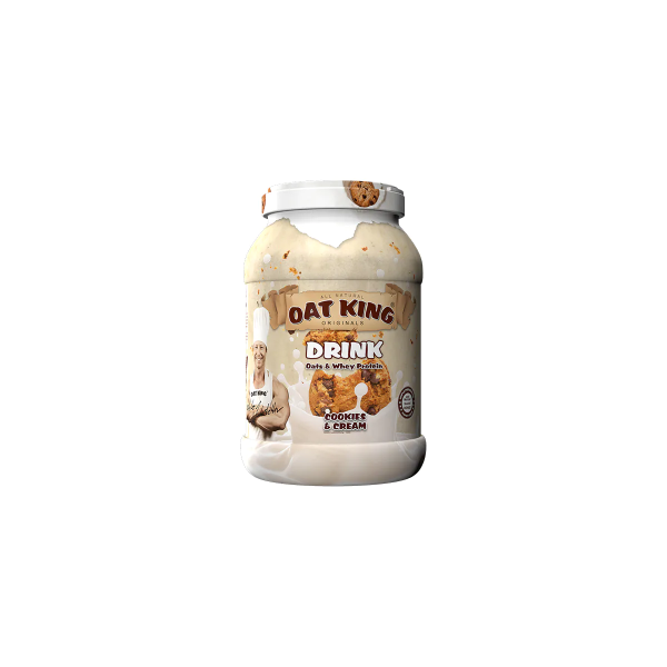 Oat King Oats & Whey Protein Drink, 2000g Getränkepulver