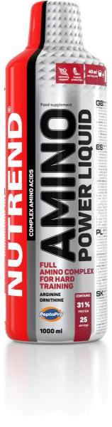 Nutrend Amino Power Liquid, 1000 ml Flasche
