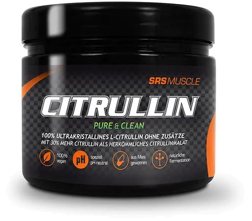 SRS Muscle Citrullin, 250 g Dose