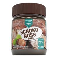 Best Body Fit4Day Schoko Nuss Creme, 250 g Glas