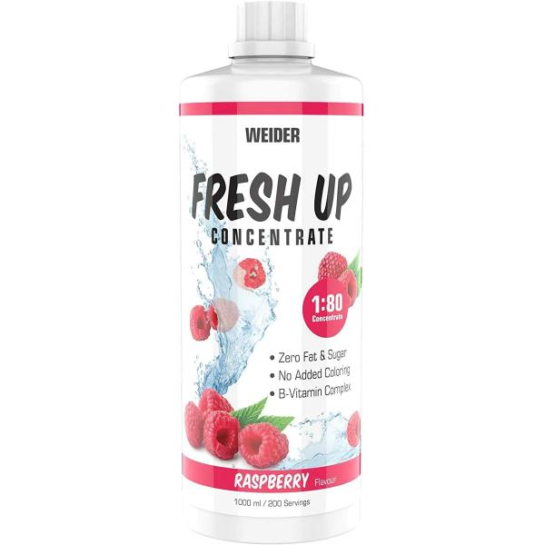 Weider Fresh Up Concentrate, 1000 ml Flasche