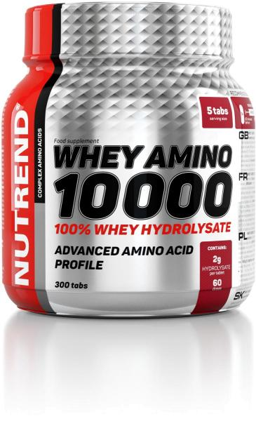 Nutrend Whey Amino 10000, 300 Tabletten Dose