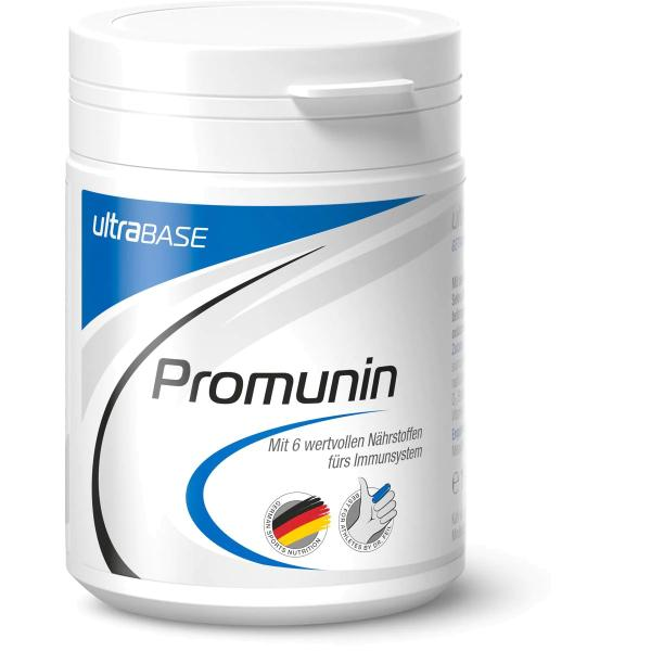 Ultra Sports Promunin Immundrink, 150 g Dose, Orange