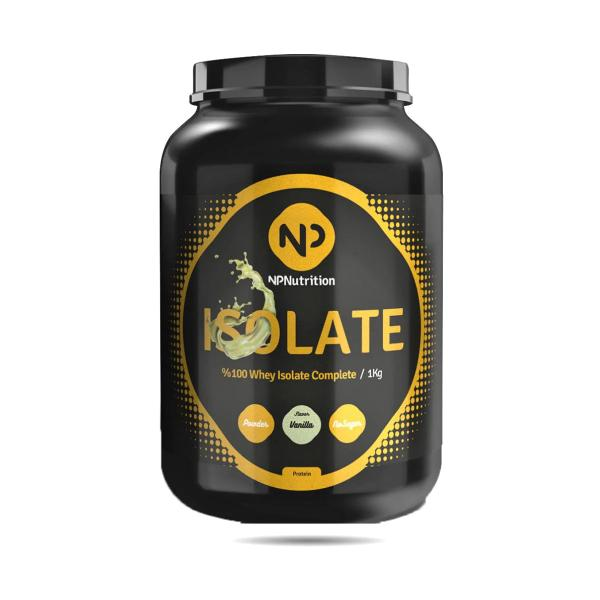 NP Nutrition Complete Whey Isolate, 2020g Dose