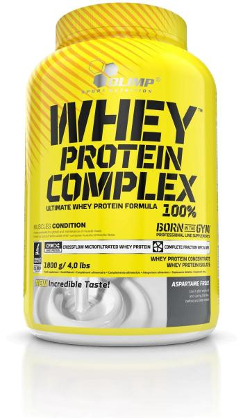 Olimp Whey Protein Complex 100%, 1800 g Dose