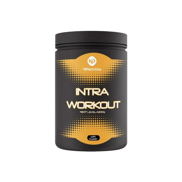 NP Nutrition Intra Workout, 1200g Dose, Tropical
