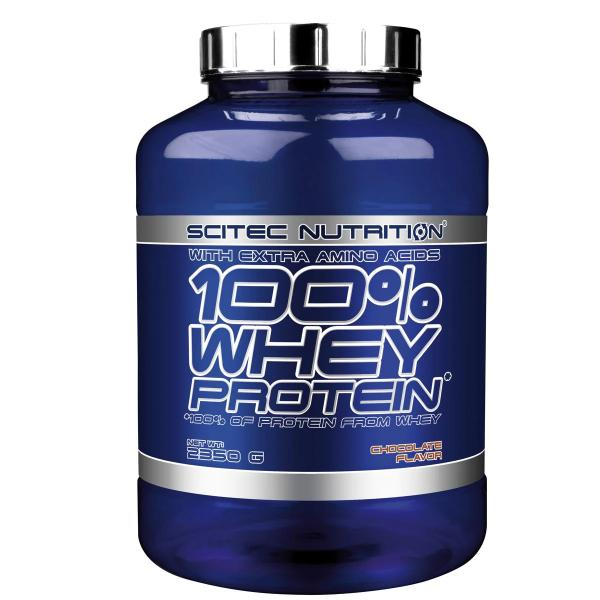 Scitec Nutrition 100% Whey Protein, 2350 g Dose