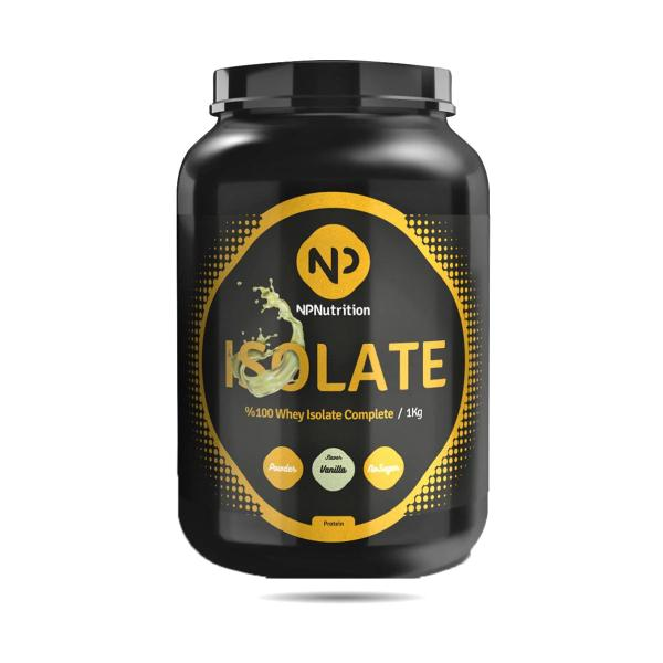 NP Nutrition Complete Whey Isolate, 1000g Dose