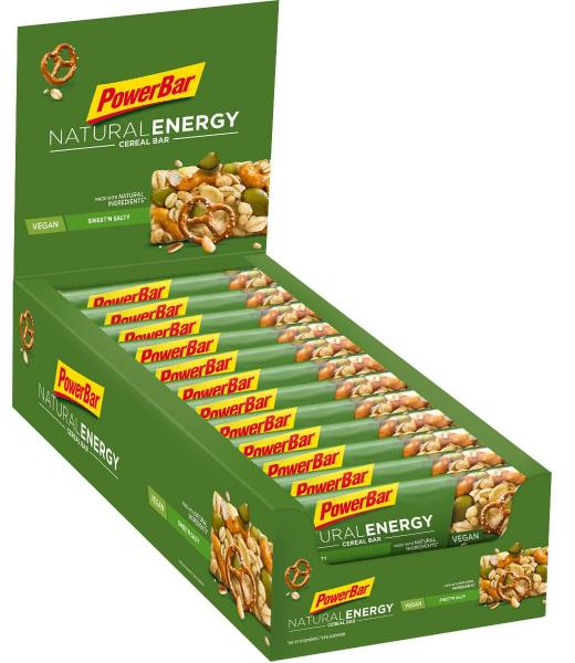 PowerBar Natural Energy Cereal, 24 x 40 g Riegel