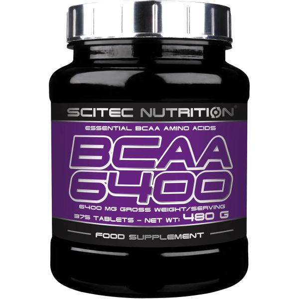 Scitec Nutrition BCAA 6400, 375 Tabletten Dose