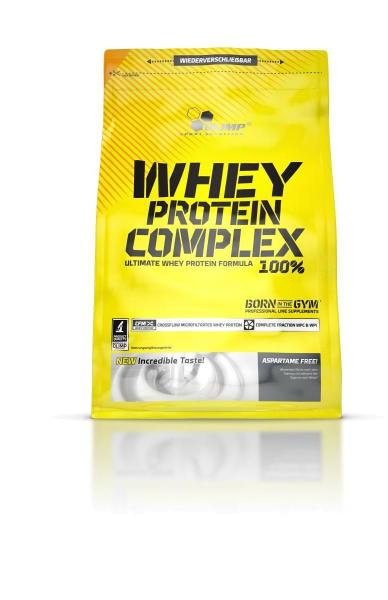 Olimp Whey Protein Complex 100%, 700 g Beutel