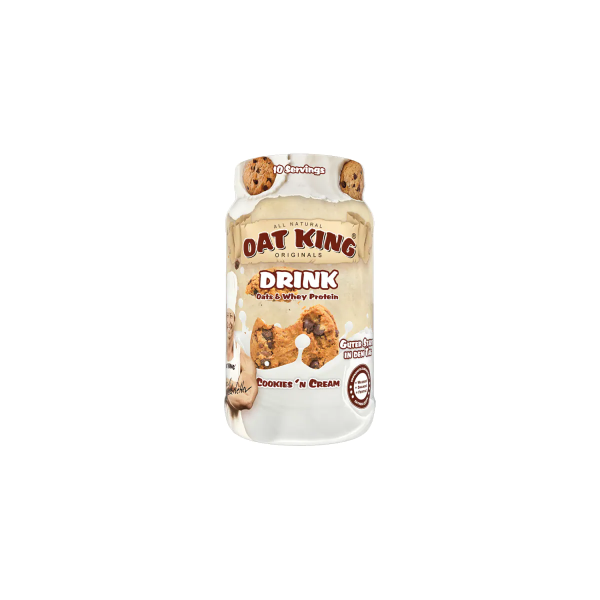 Oat King Oats & Whey Protein Drink, 600g Getränkepulver