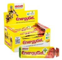 High 5 EnergyGel Plus, 20 x 40 g Beutel