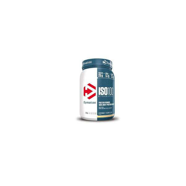 Dymatize ISO 100 Whey Protein, 900g Dose