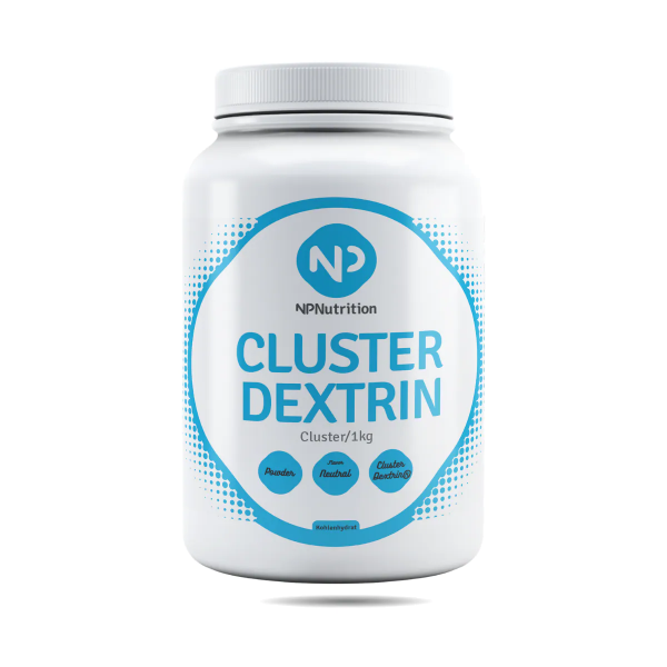 NP Nutrition Cluster Dextrin, 1000g Dose