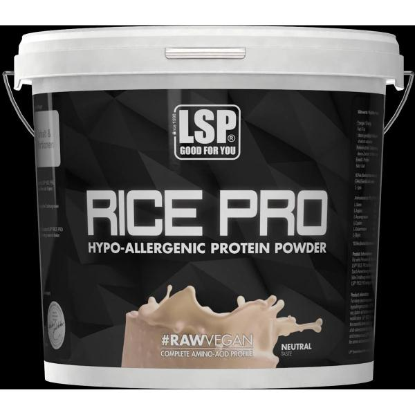 LSP Rice Pro, 4000g Dose