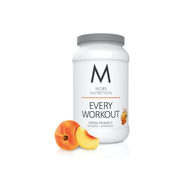More Nutrition Every Workout, 700 g Dose