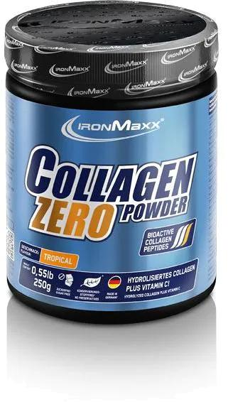 IronMaxx Collagen Powder Zero, 250 g Dose