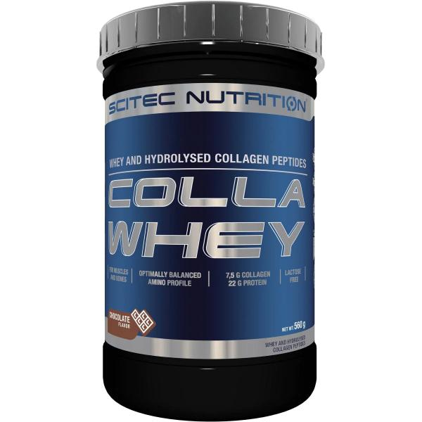Scitec Nutrition CollaWhey, 560 g Dose
