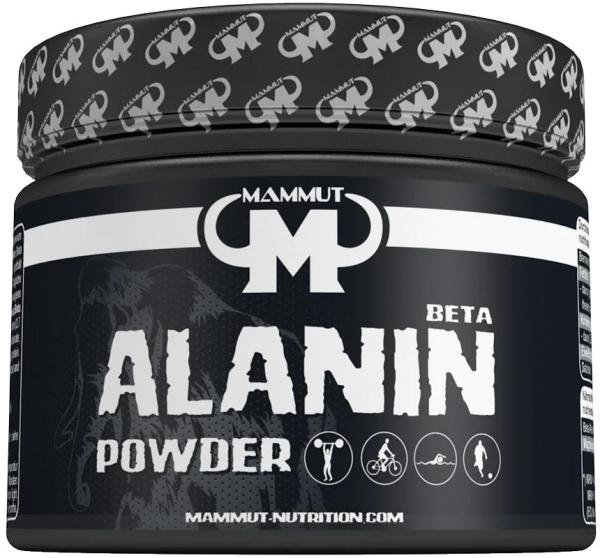 Best Body Mammut Beta Alanin Powder, 300 g Dose