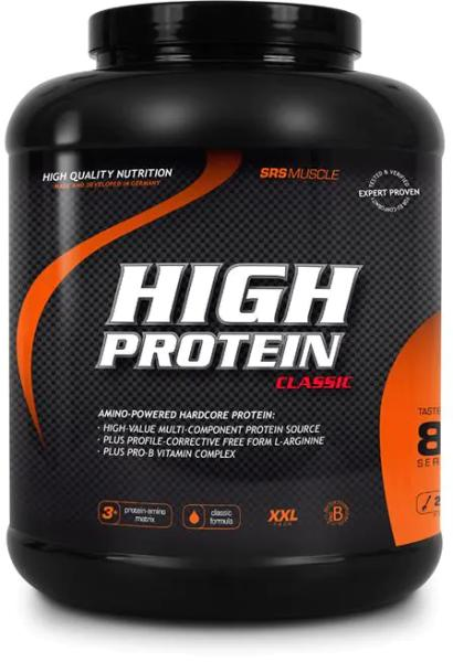 SRS High Protein, 2500 g Dose