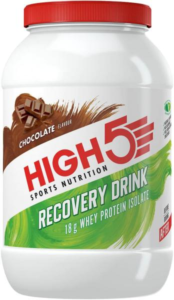 High5 Recovery Drink, 1600 g Dose, Chocolate