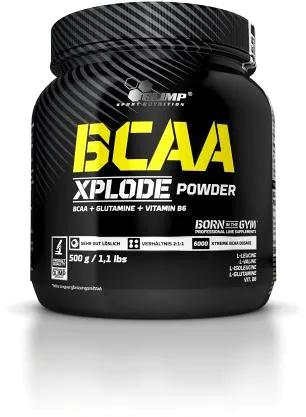 Olimp BCAA Xplode Powder, 500 g Dose