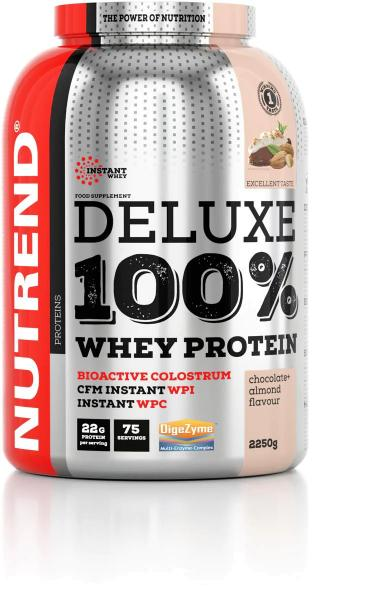 Nutrend Deluxe 100% Whey, 2250 g Dose