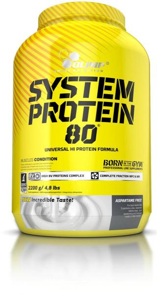 Olimp System Protein 80, 2200 g Dose